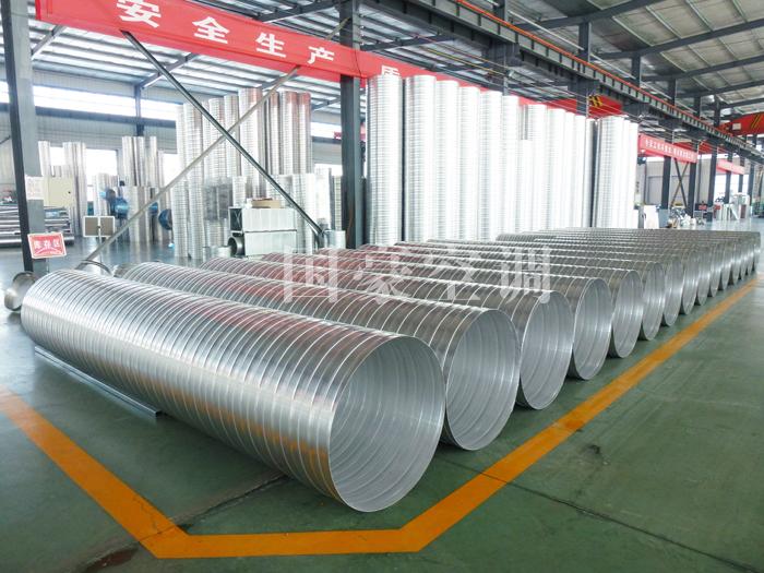铝板螺旋风管